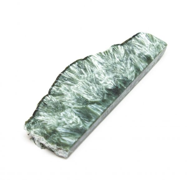 Polished Seraphinite Crystal-197905