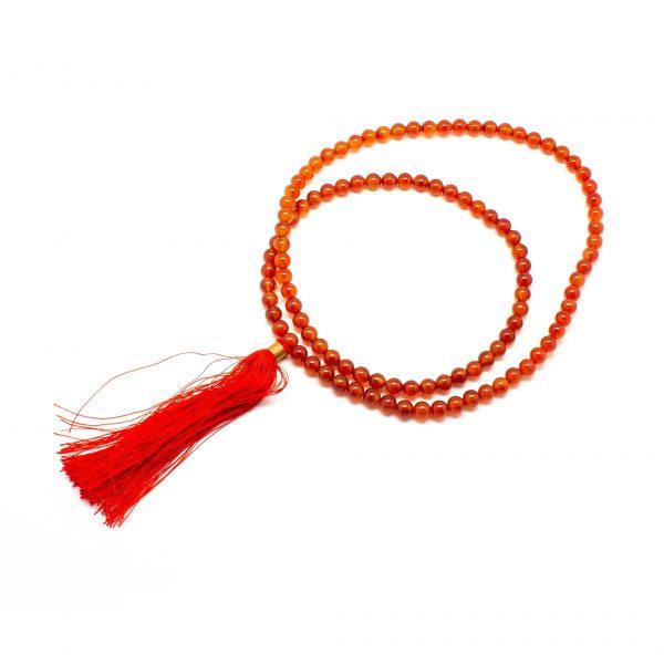 Carnelian Prayer Beads-198635