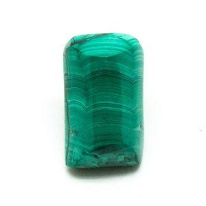 Malachite Pin Brooch-0