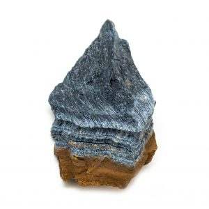 Blue Tiger's Eye Rough Crystal (Small)-199103