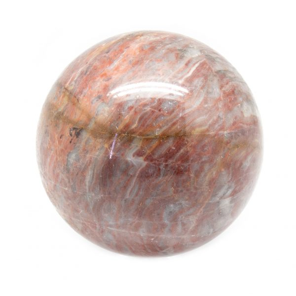 Red Jasper Sphere (90-100 mm)-199410