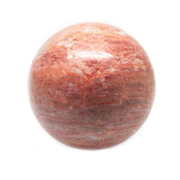 Red Jasper Sphere (90-100 mm)-199411