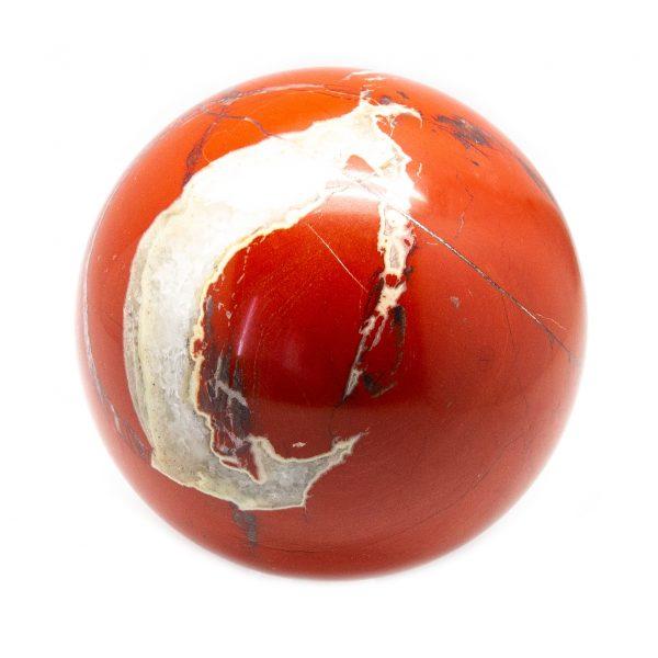 Deep Red Jasper Sphere (100-110 mm)-199422