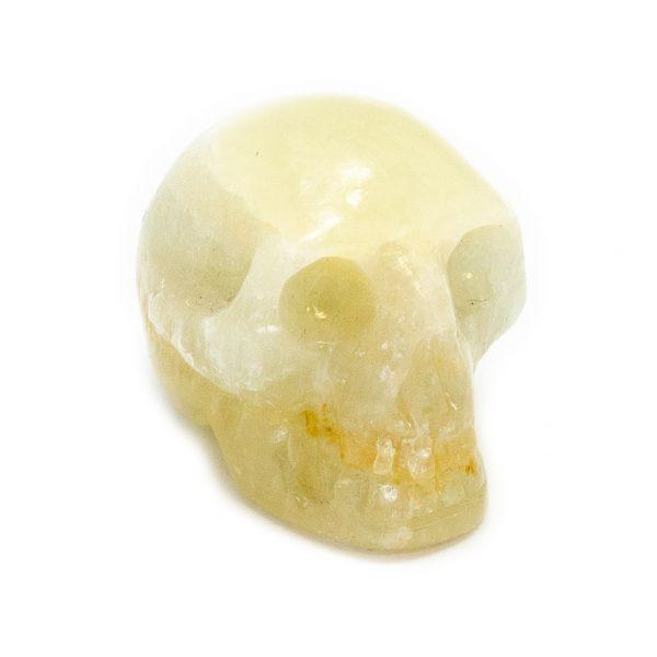 Atlantean Blue Onyx Crystal Skull-200061