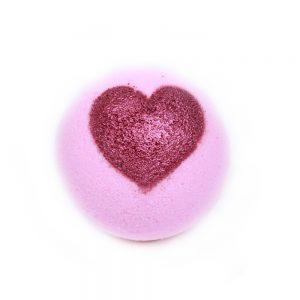 Rose Quartz Sweetheart Bath Bomb-0