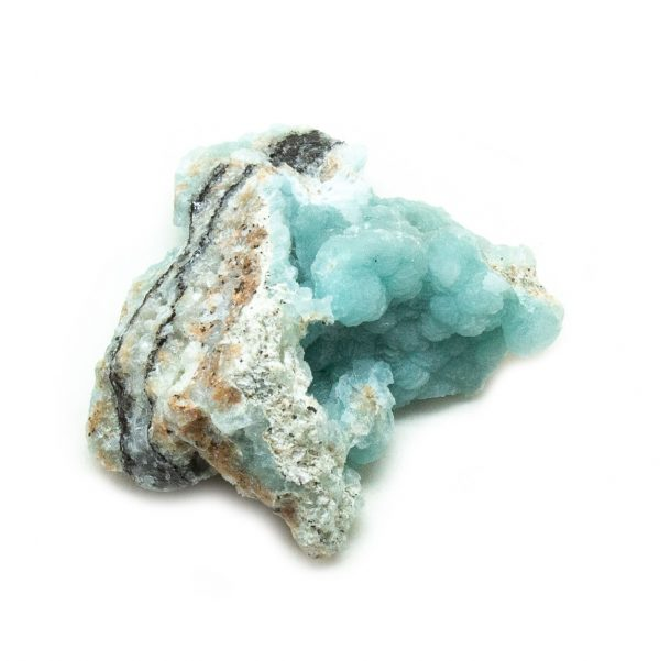Blue Hemimorphite Cluster-200542