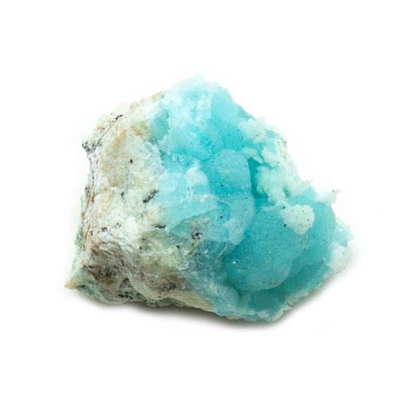 Blue Hemimorphite Cluster-0