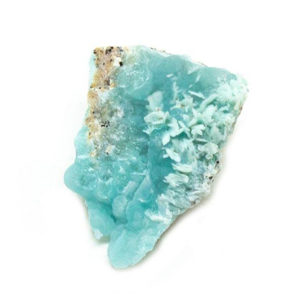 Blue Hemimorphite Cluster-200653