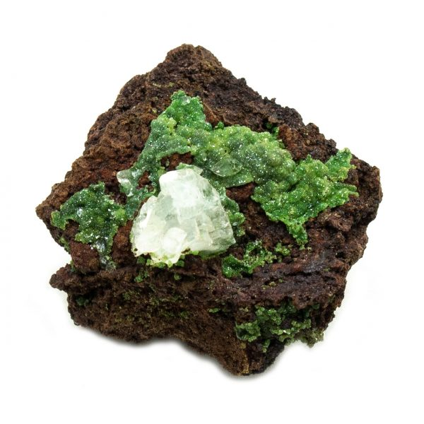 Conichalcite Cluster-201325