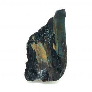 Polished Nuummite Crystal-0