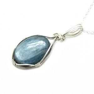 Blue Kyanite Pendant-200431