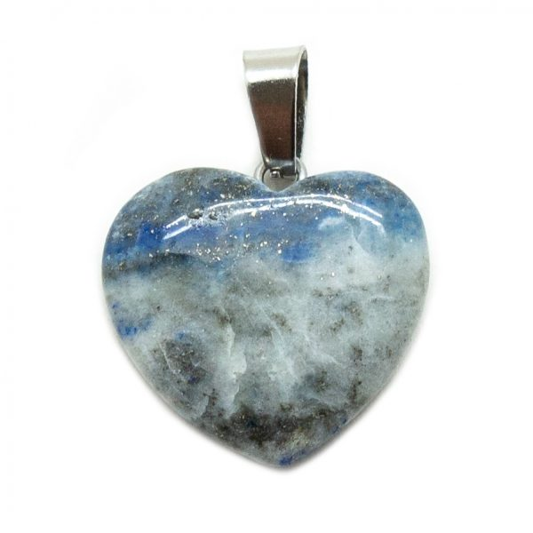 Lapis Lazuli Heart Pendant-200732