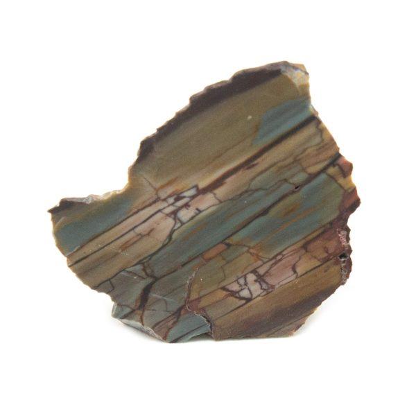 Polished Dead Camel Jasper Crystal-0