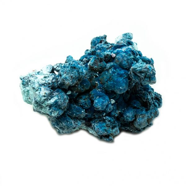 Shattuckite Cluster with Chrysocolla and Azurite-201552