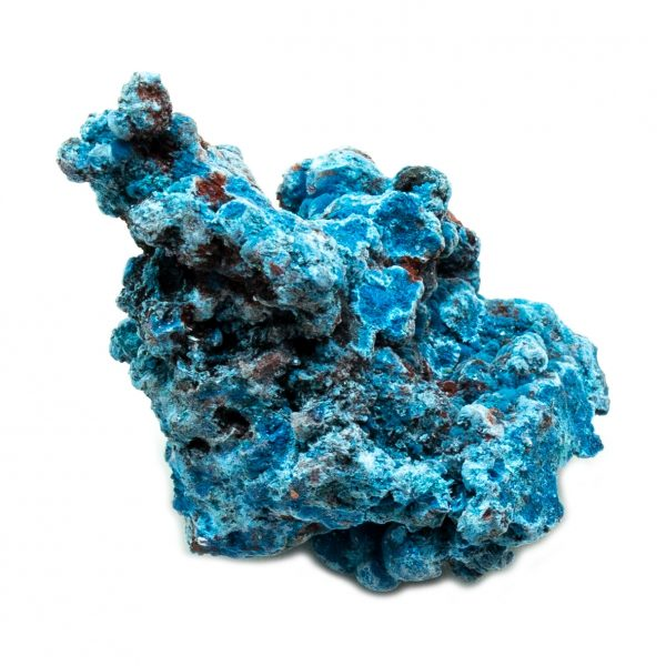 Shattuckite Cluster with Chrysocolla and Azurite-201562