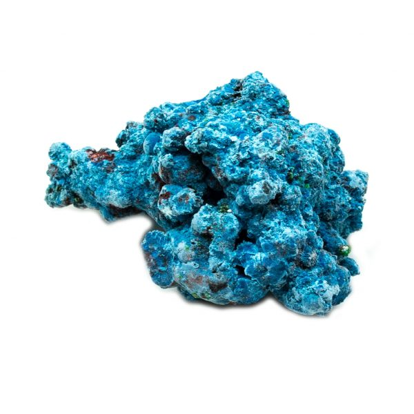 Shattuckite Cluster with Chrysocolla and Azurite-201561