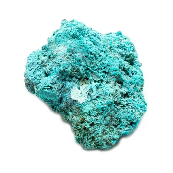 Shattuckite Cluster with Chrysocolla and Azurite-201567