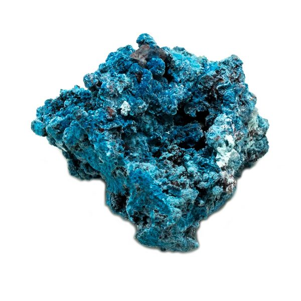 Shattuckite Cluster with Chrysocolla and Azurite-201628