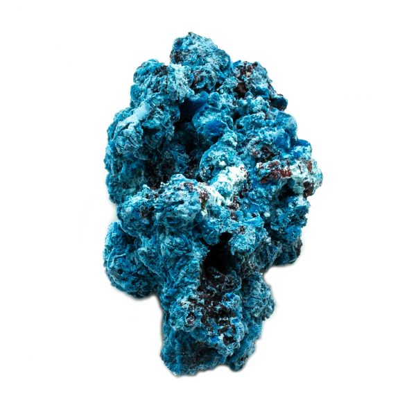 Shattuckite Cluster with Chrysocolla and Azurite-201631