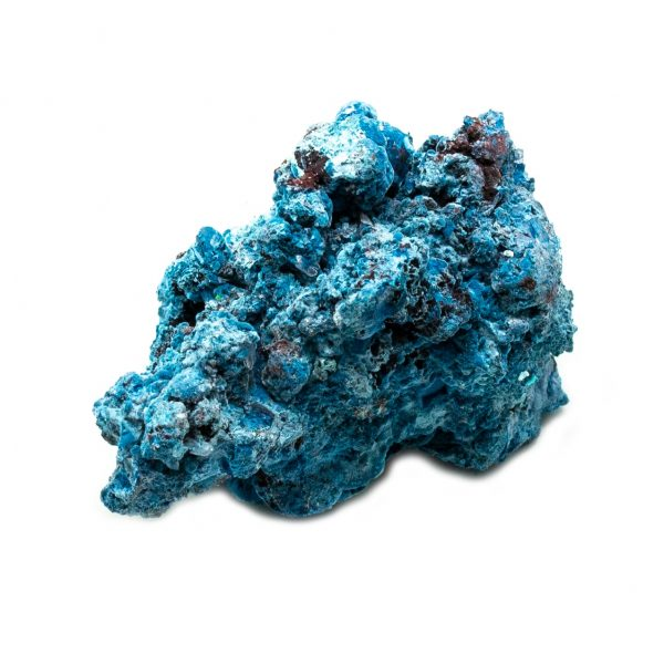 Shattuckite Cluster with Chrysocolla and Azurite-201630