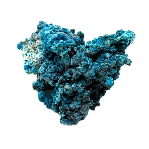 Shattuckite Cluster with Chrysocolla and Azurite-201644