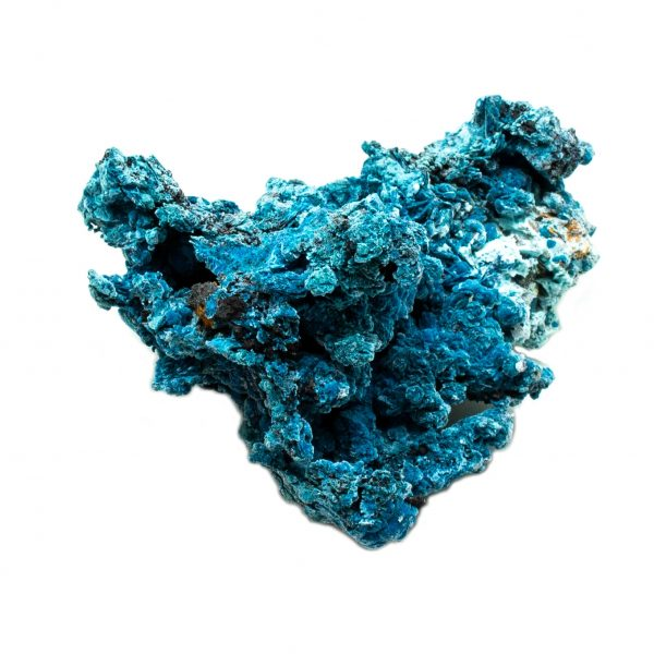 Shattuckite Cluster with Chrysocolla and Azurite-201645