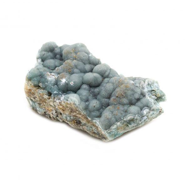 Blue Hemimorphite Cluster-203082