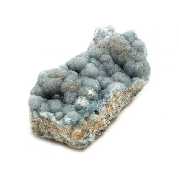 Blue Hemimorphite Cluster-203083