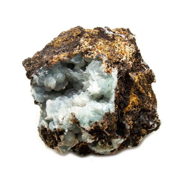 Blue Hemimorphite Cluster-203089