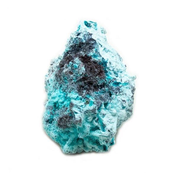 Shattuckite Cluster with Chrysocolla and Azurite-204050