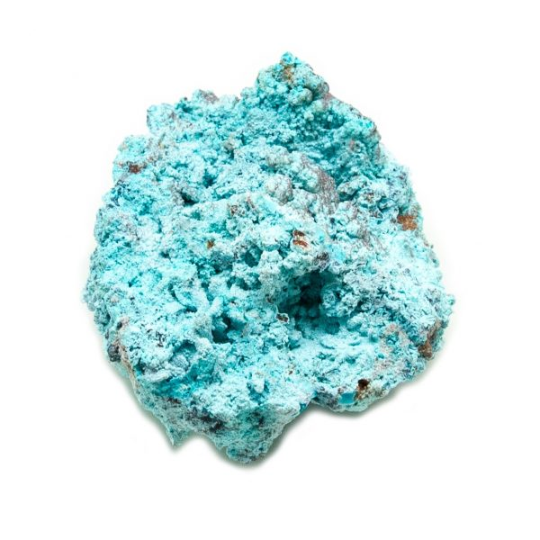 Shattuckite Cluster with Chrysocolla and Azurite-204080