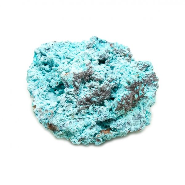Shattuckite Cluster with Chrysocolla and Azurite-204079