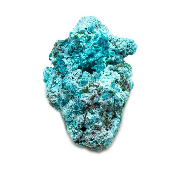 Shattuckite Cluster with Chrysocolla and Azurite-204144