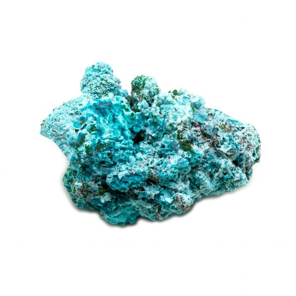 Shattuckite Cluster with Chrysocolla and Azurite-204146