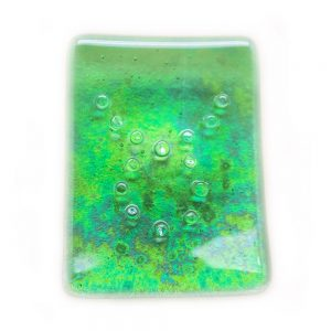 Taurus Glass Soap Dish-0