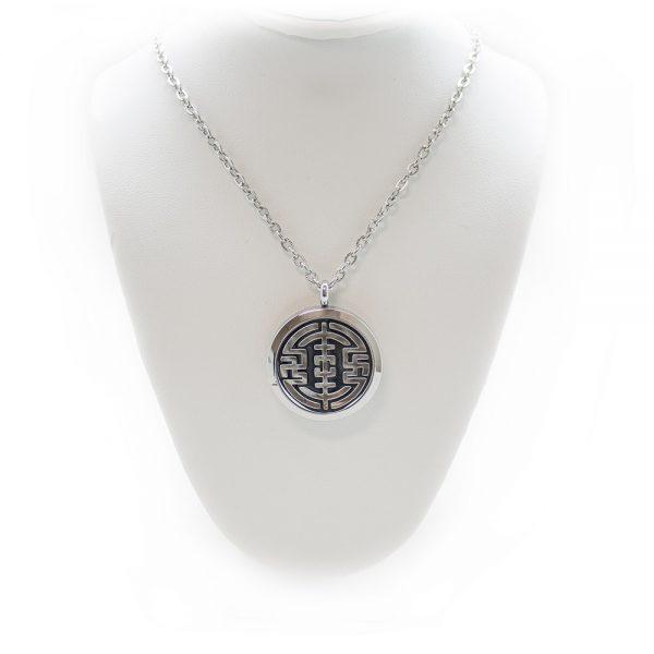 Ancient Symbol Aromatherapy Pendant-0