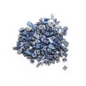 Drilled Lapis Lazuli Chips-0