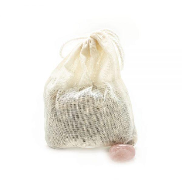 Rose Quartz Love Herbal Bath Tea Bag-0