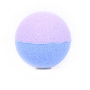 Sweet Dreams Bath Bomb with Fluorite-0