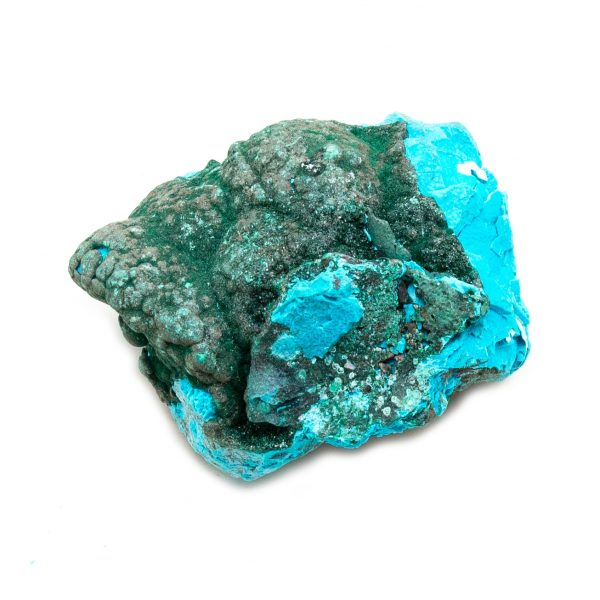 Chrysocolla with Malachite Cluster-205088
