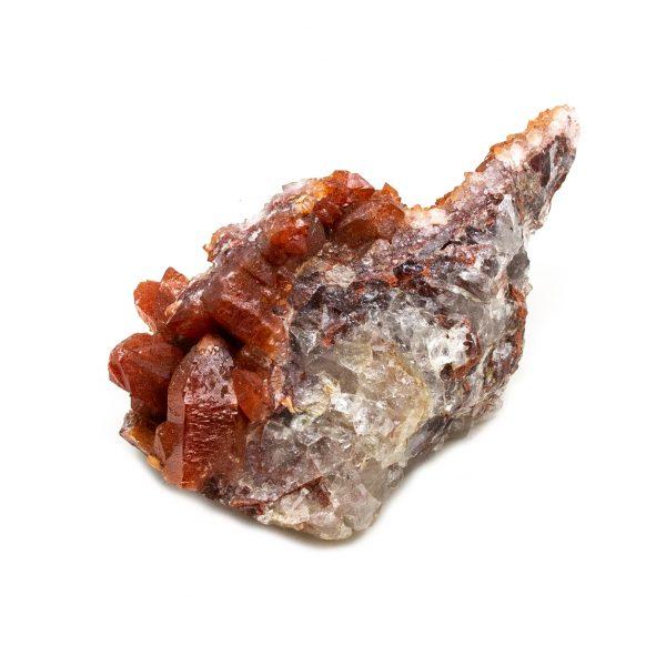 Red Quartz Cluster-205933