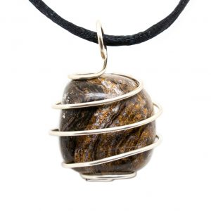 Stromatolite Vortex Pendant-0