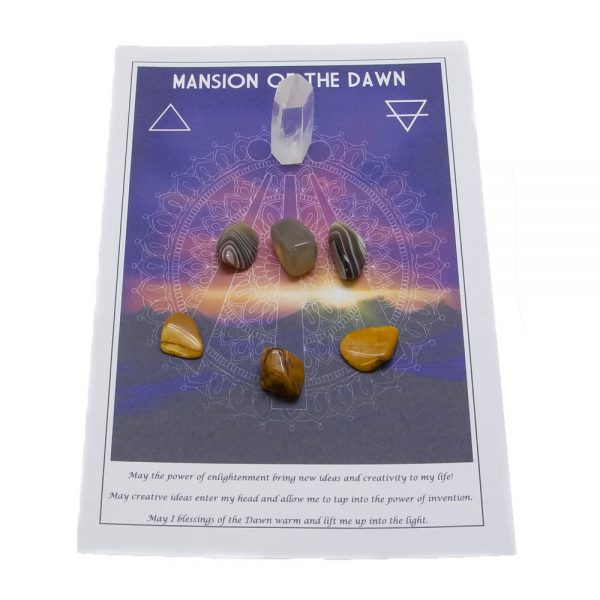 Mansion of the Dawn Blessing Grid-0