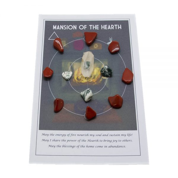Mansion of the Hearth Blessing Grid-0