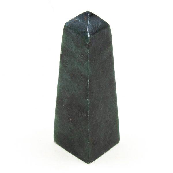 Polished Jade Obelisk-0