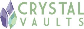 Crystal Vaults Logo