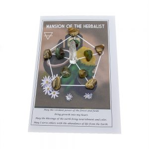 Mansion of the Herbalist Blessing Grid-0