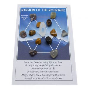 Mansion of the Mountains Blessing Grid-0