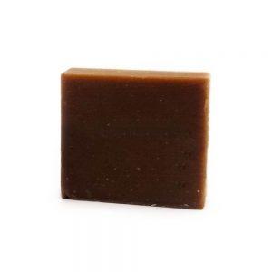 Pumpkin Spice Handmade Crystal Soap-0
