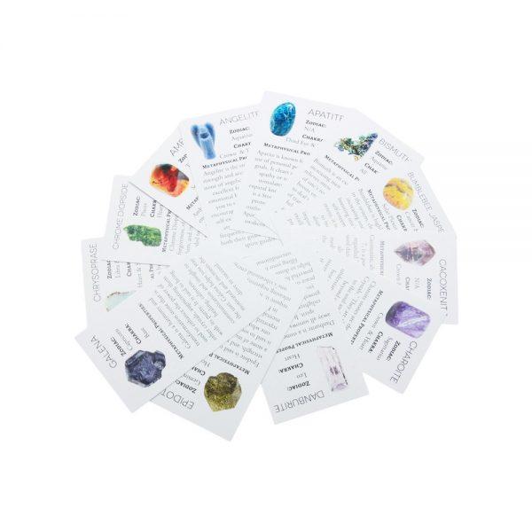 Crystal Information Card Set Expansion 1-0